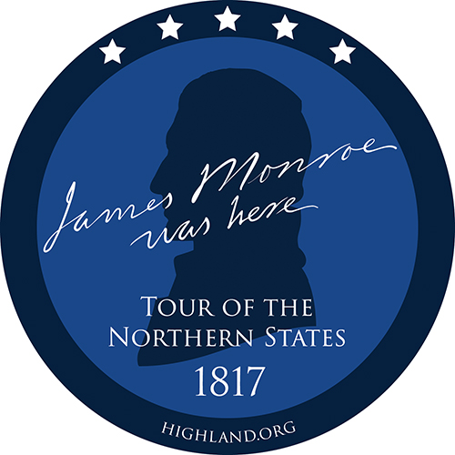 Monroe Tour of Northern States logo