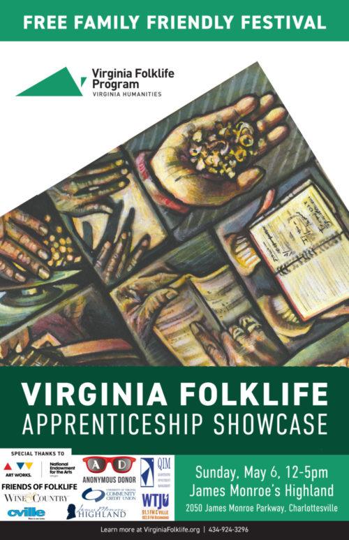 Folklife Apprenticeship Showcase
