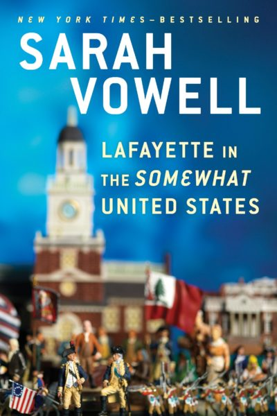 Cover of Layfayette in the Somewhat Unites States book