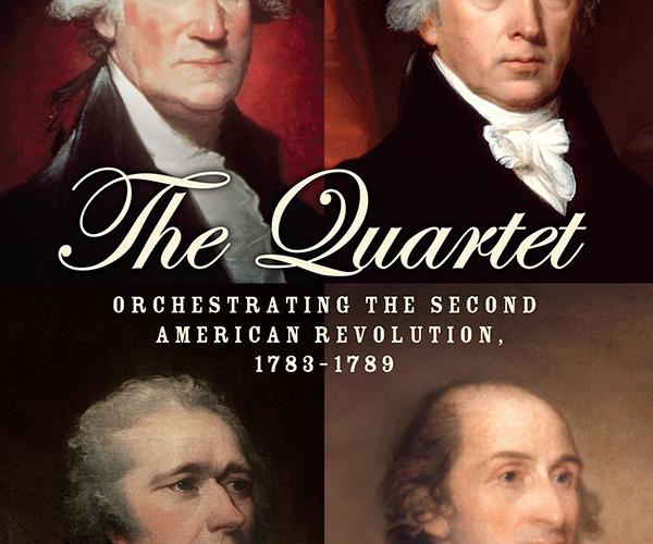 Cover of The Quartet book