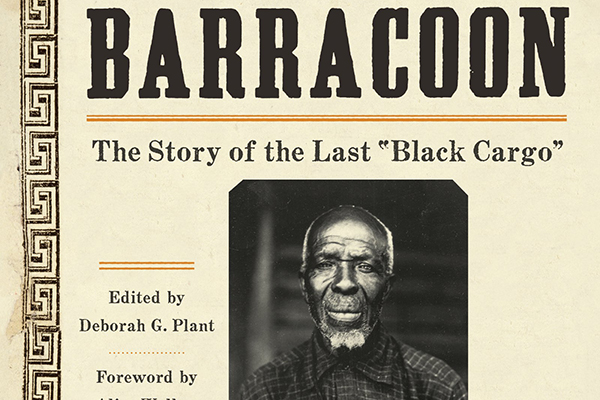 Cover of Barracoon book